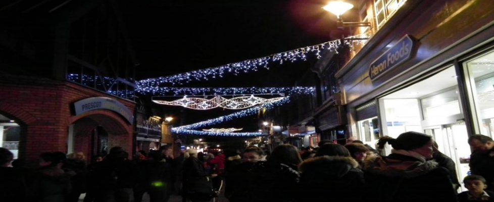 Christmas Lights Switch
