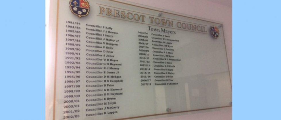Mayoral Board