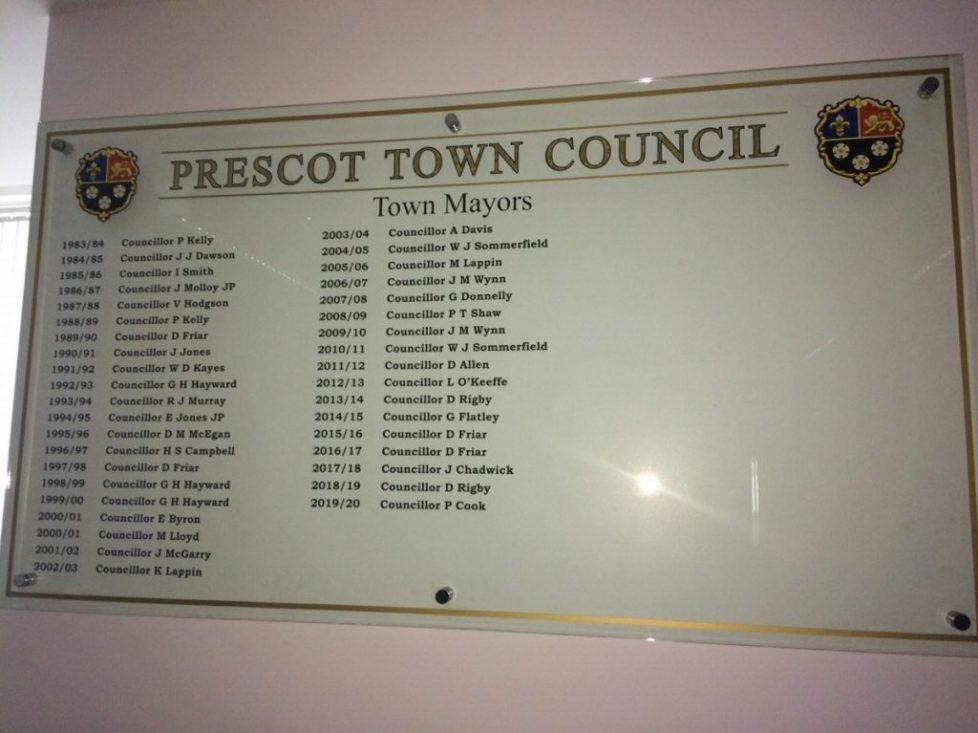 Mayoral Board 2019 20