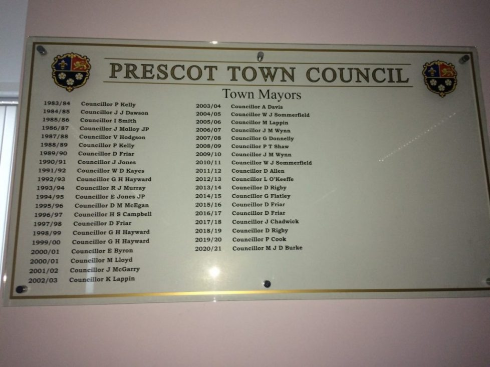 Mayoral Board 2020 21